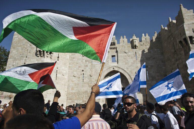 Setelah Kamu Mengetahui permasalahan Palestina & Israel, Maka Siapakah Yang Akan Kamu Dukung? 1