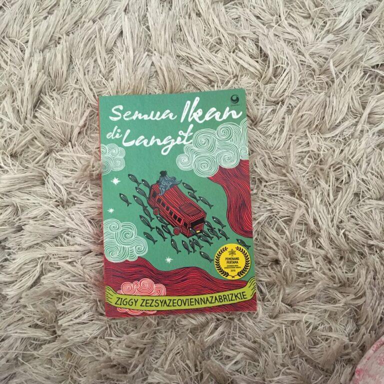 Novel Karya Ziggy Zezsyazeoviennazabrizkie yang Mindblowing 1