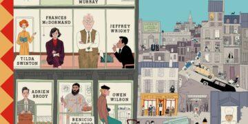 Daftar Pemain Film The French Dispatch Karya Wes Anderson 11