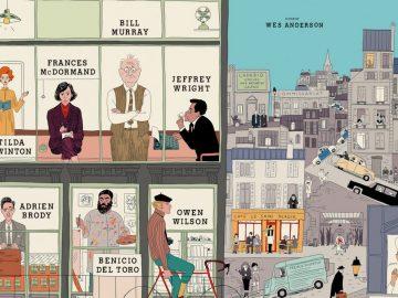 Daftar Pemain Film The French Dispatch Karya Wes Anderson 7