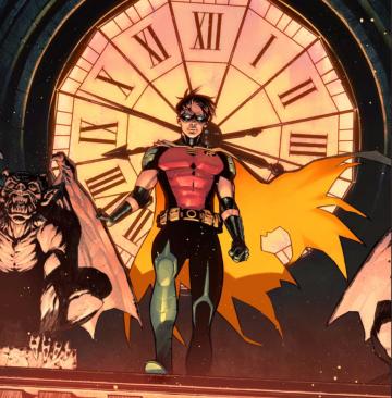Mengenal 5 Robin dalam Sejarah Batman, Siapakah yang Terbaik? 5