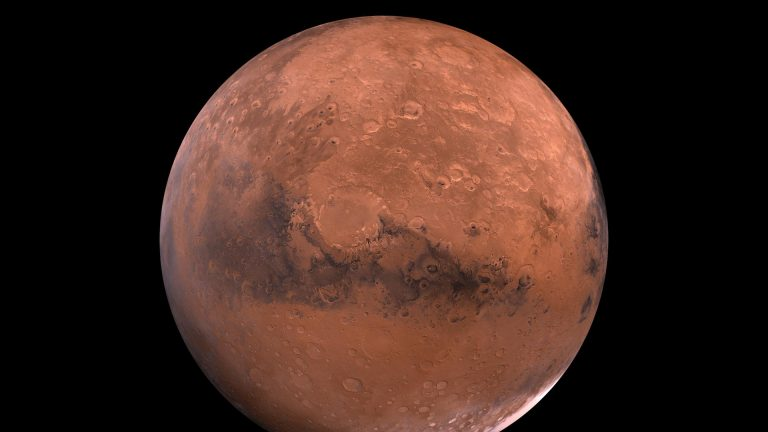 Mars Sang Planet Merah penuh Kengerian 1