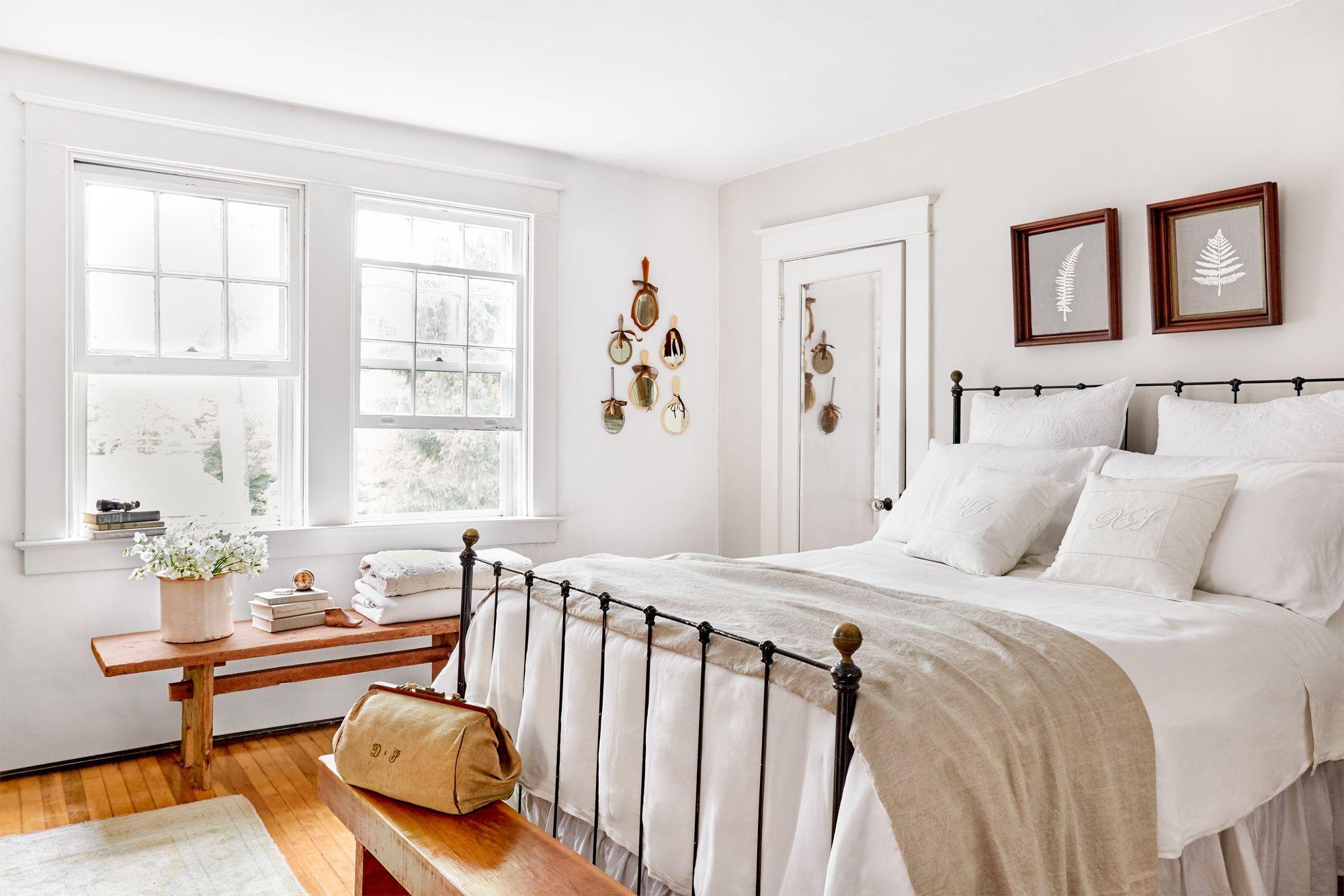 Ilustrasi kamar yang indah dan nyaman dengan konsep estetik. (Pixabay.com)