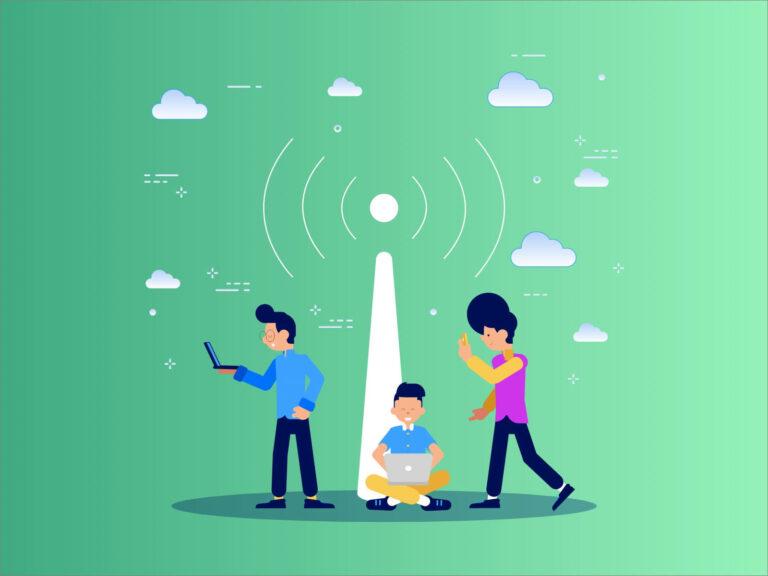 Keuntungan Pasang Wifi Tanpa Kabel 1