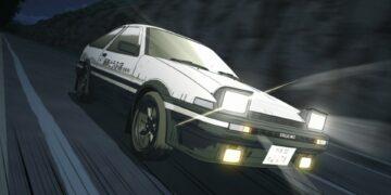 Initial D anime keren tentang drifting 18