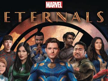 Daftar Pemain Film Eternals, Marvel Cinematic Universe Phase 4 13