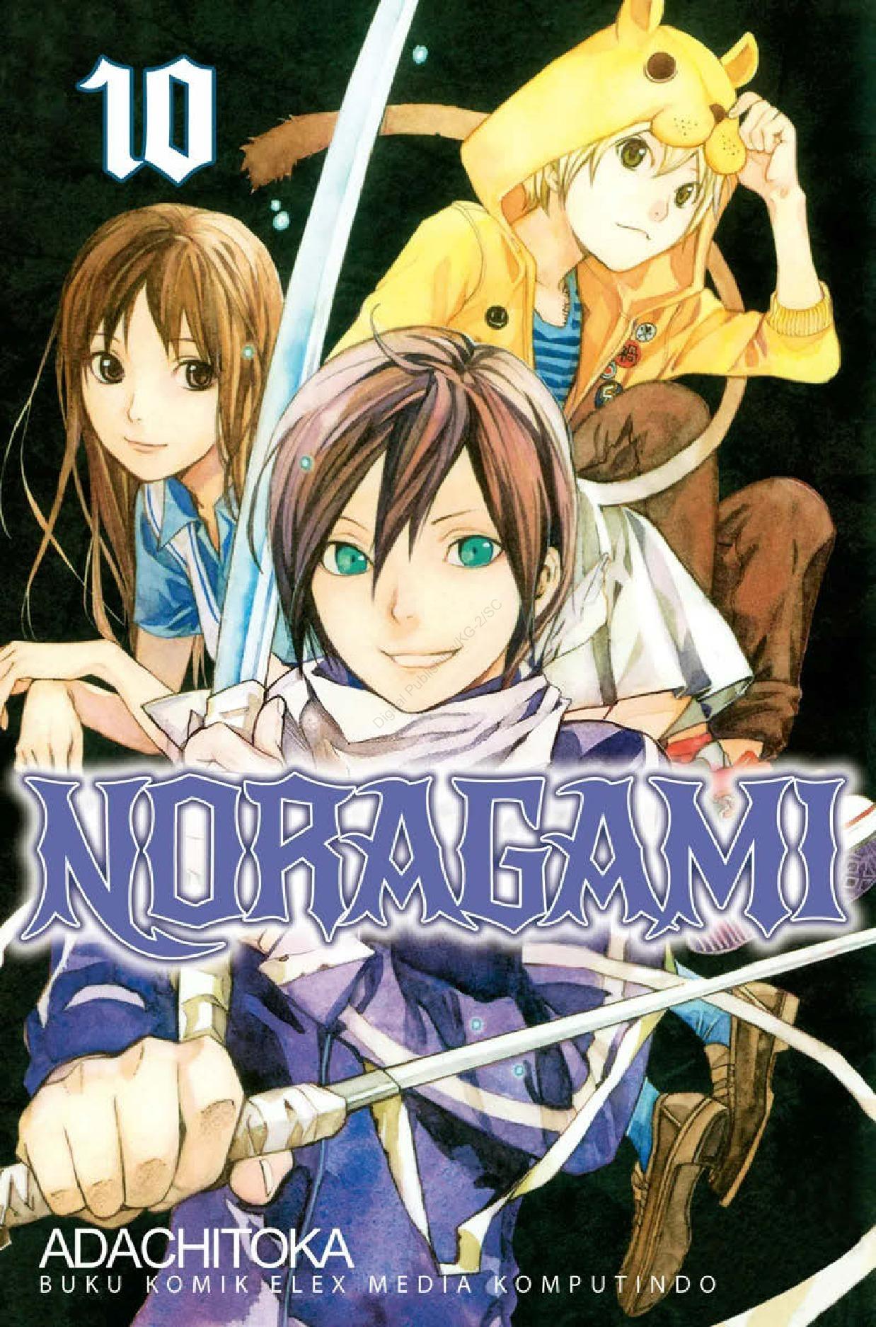 5 Rekomendasi Manga Supernatural Terbaik 6