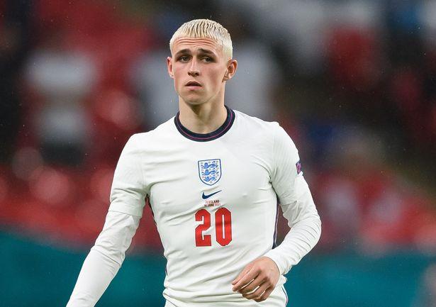 Daftar Profil 26 Pemain Inggris Euro 2021 23