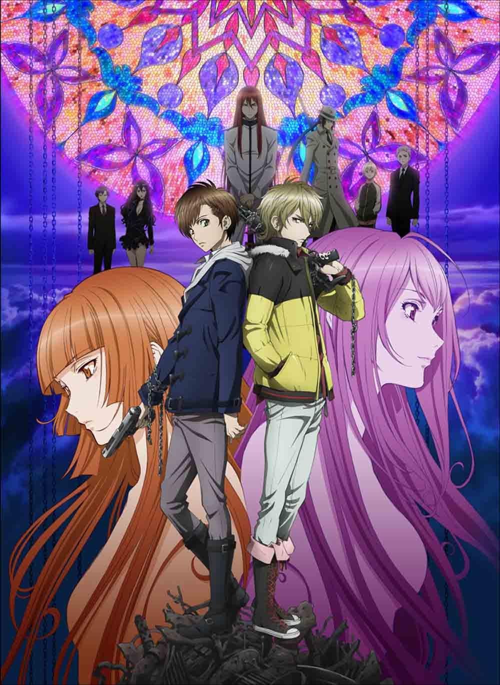 5 Rekomendasi Anime yang Jalan Ceritanya Bikin Pusing 4