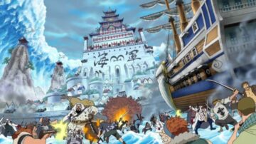 6 Main Arc dari One Piece Pra-Time Skip 10