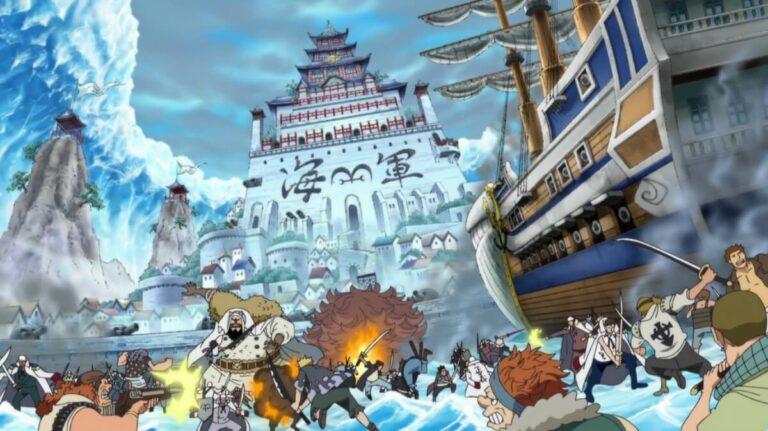 6 Main Arc dari One Piece Pra-Time Skip 1