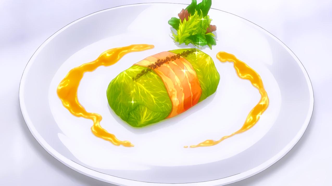 15 Makanan Paling Populer di Shokugeki No Souma 16