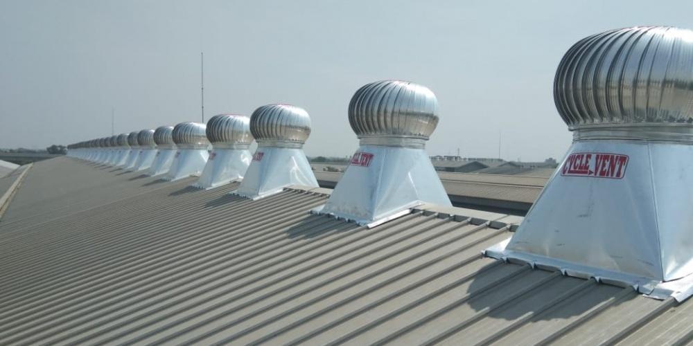 Cycle Turbine Ventilator a.k.a Cycle Vent
