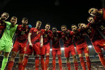 30 Tim Nasional Terbaik Versi FIFA 1