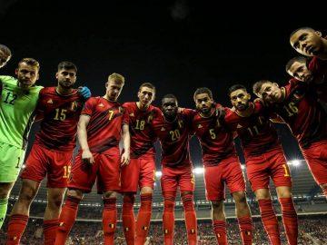 30 Tim Nasional Terbaik Versi FIFA 4