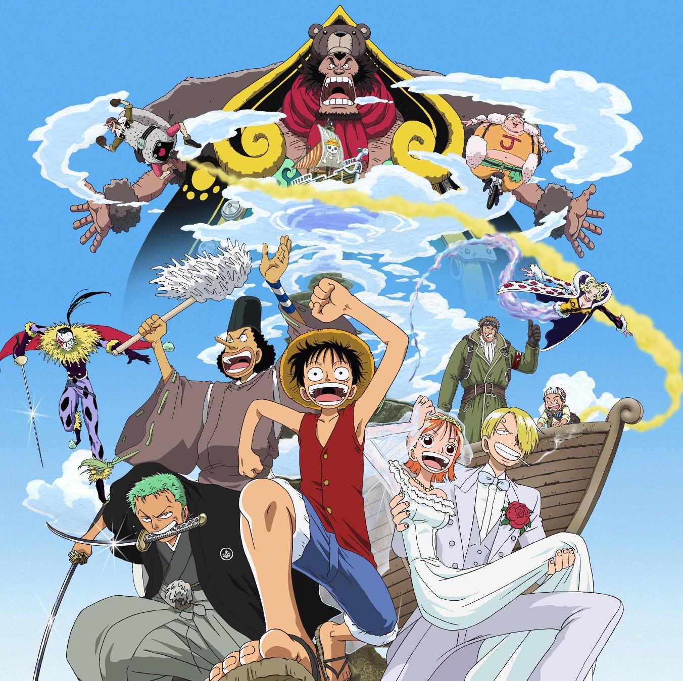Daftar Movie One Piece Pra-Time Skip, Sudah Ditonton Semua Belum? 4
