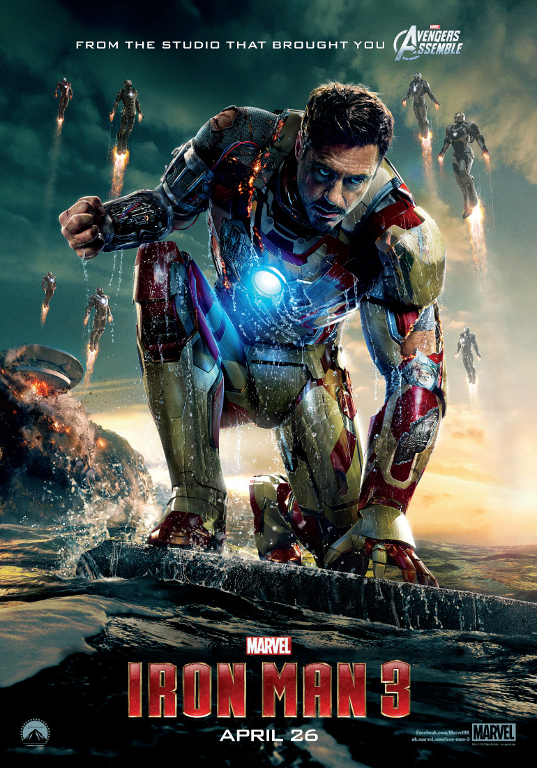 Urutan Menonton Film Marvel Phase 2, Sudah Ditonton Semua Belum? 3