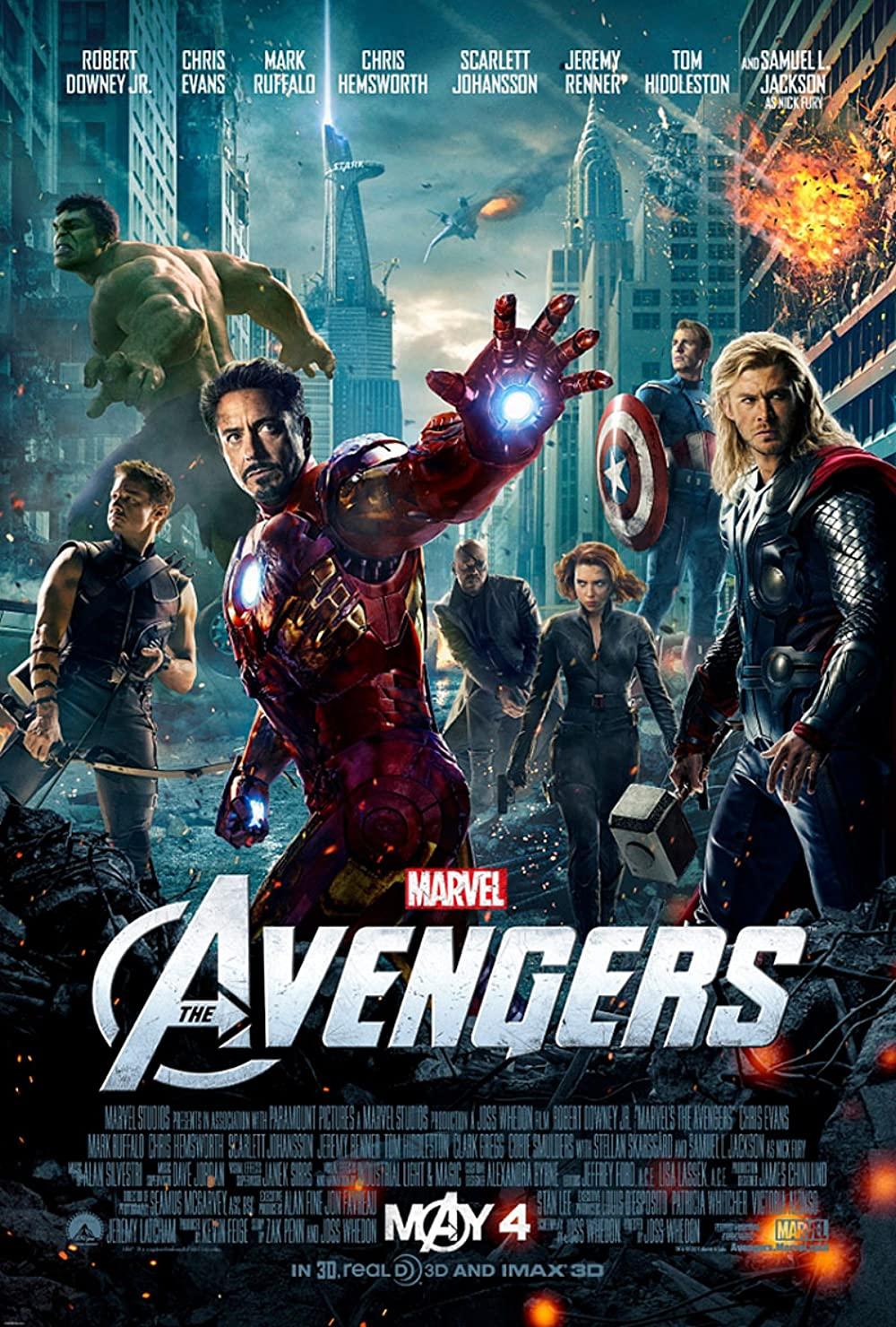 Urutan Menonton Film Marvel Phase 1, Sudah Ditonton Semua Belum? 8