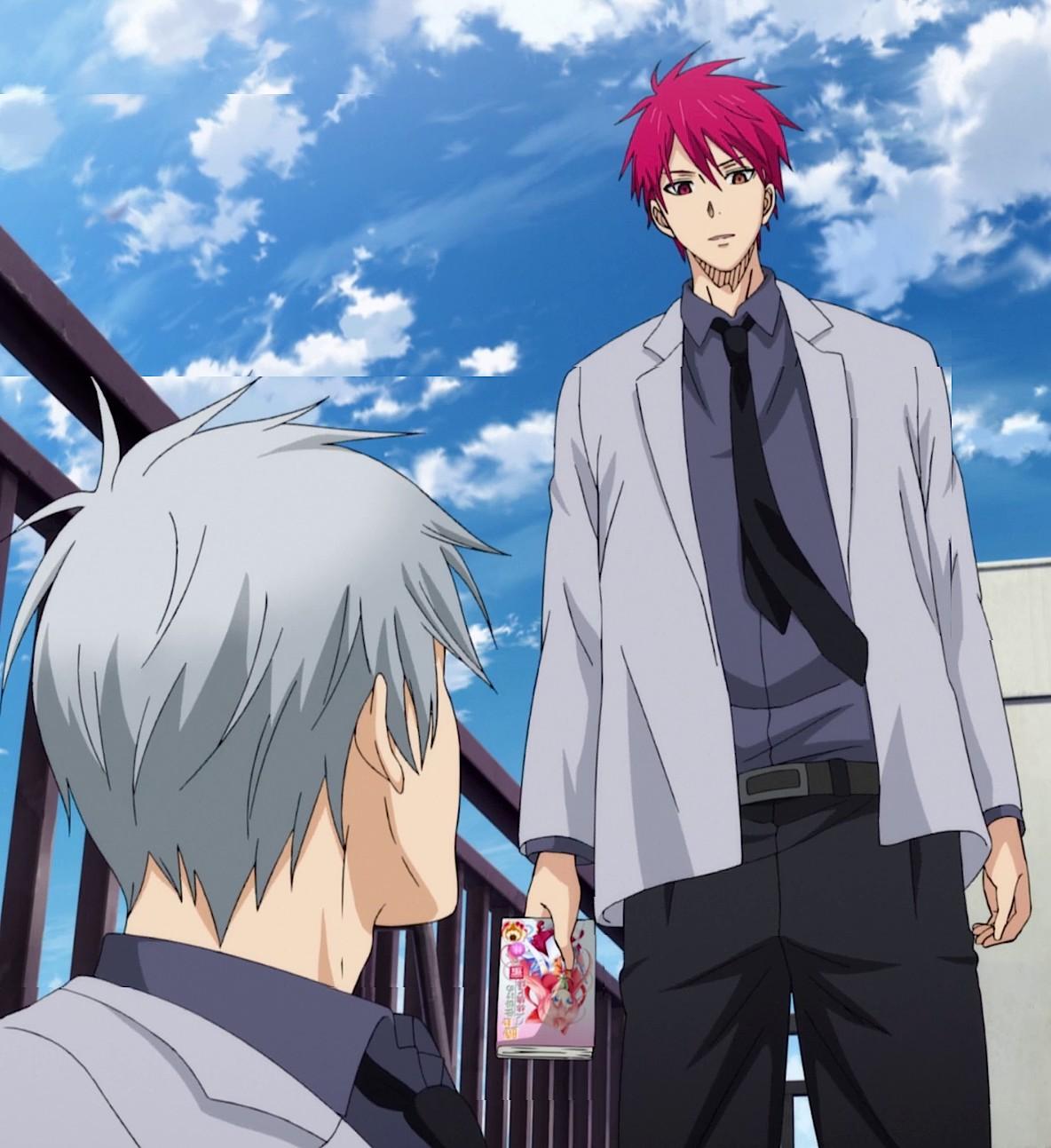 10 Pasangan Bromance Paling Populer di Kuroko No Basuke 6