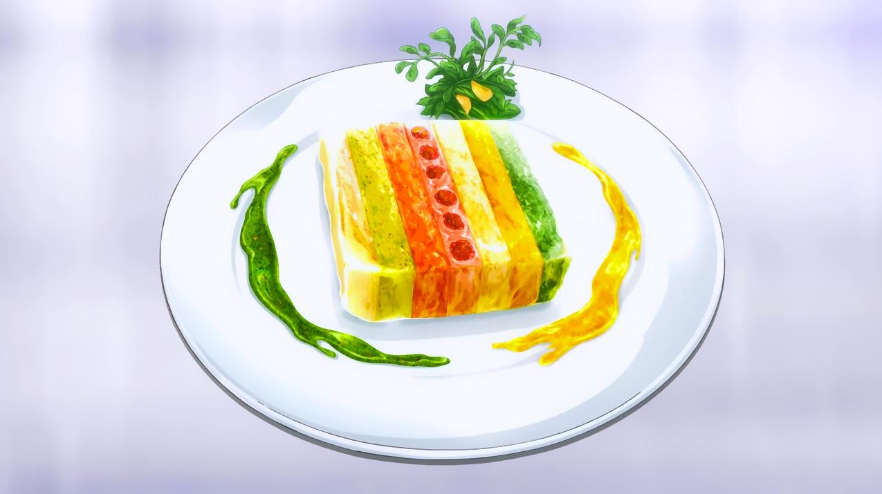15 Makanan Paling Populer di Shokugeki No Souma 12