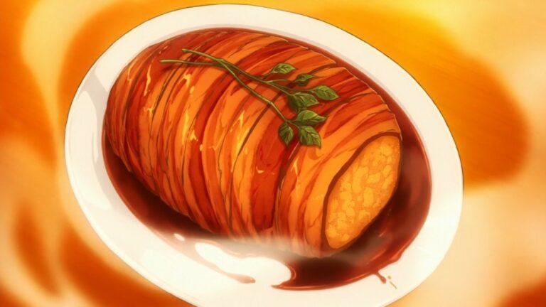 15 Makanan Paling Populer di Shokugeki No Souma 1