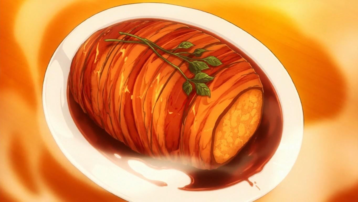 15 Makanan Paling Populer di Shokugeki No Souma 8