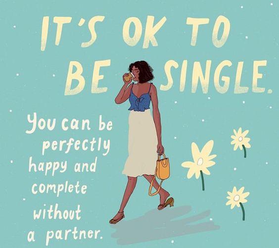Menjalani hidup single tidak menyedihkan kok, kamu bisa mengenali diri dan potensimu lebih baik lagi
