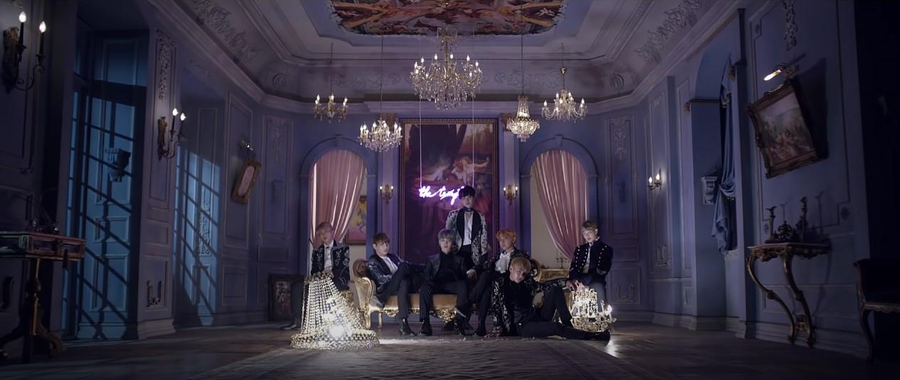BTS (방탄소년단) '피 땀 눈물 (Blood Sweat & Tears)' Official MV