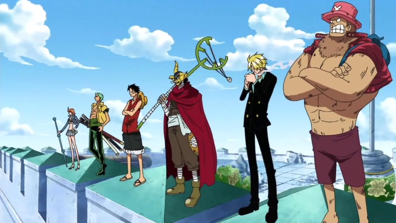 6 Main Arc dari One Piece Pra-Time Skip 6