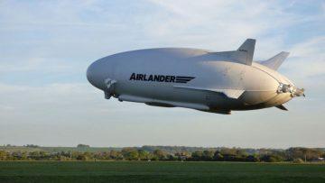 Airlander, Transportasi Udara Masa Depan yang Ramah Lingkungan 16