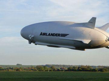 Airlander, Transportasi Udara Masa Depan yang Ramah Lingkungan 7