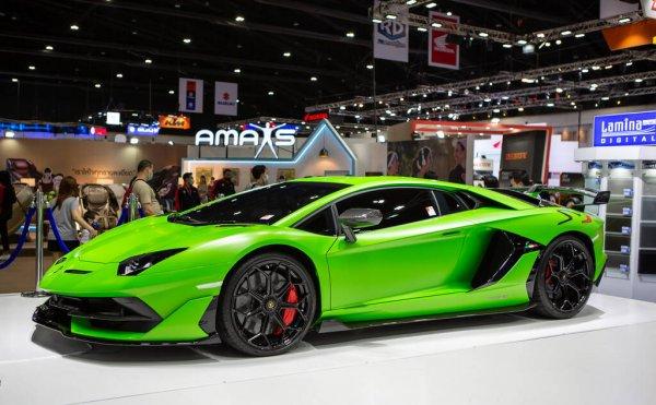 Jenis Mobil Lamborghini Yang Ada di Indonesia 3