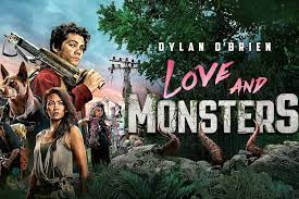 Review Film : Love and Monster 3