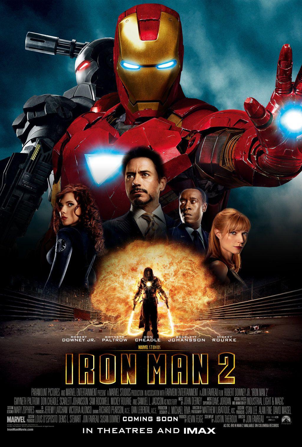 Urutan Menonton Film Marvel Phase 1, Sudah Ditonton Semua Belum? 5