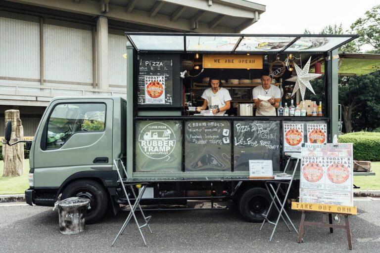 'Food Truck', Sensasi Kafe Dalam Sebuah Mobil 1