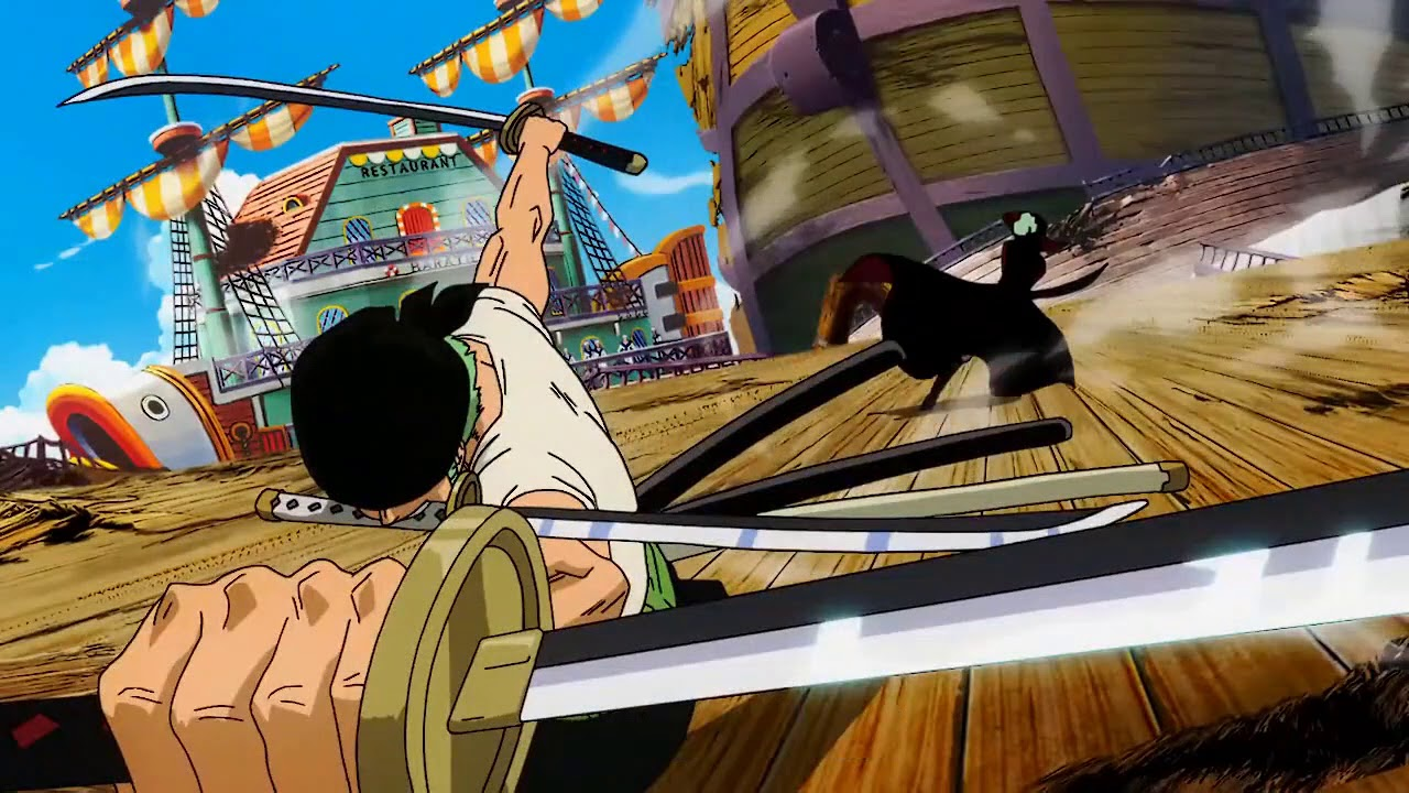 10 Jurus One Piece Paling Keren 11