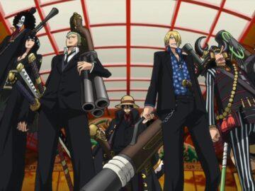 Daftar Movie One Piece Pra-Time Skip, Sudah Ditonton Semua Belum? 8