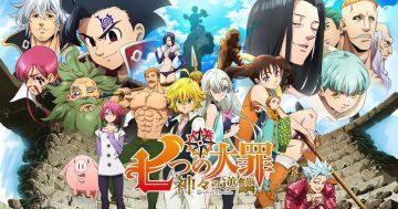 Review Nanatsu No Taizai Season 4 2