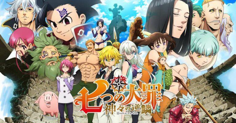 Review Nanatsu No Taizai Season 4 1