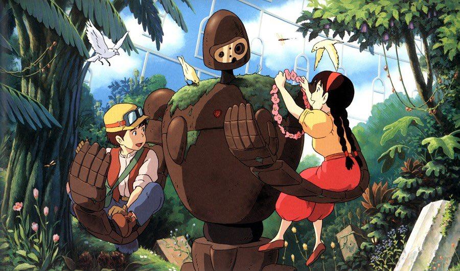 10 Rekomendasi film keluarga terbaik dari rangkaian karya Studio Ghibli 12