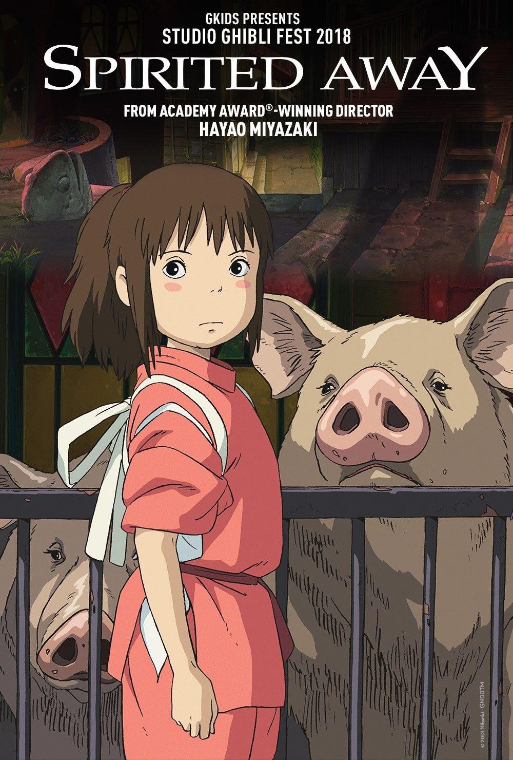 10 Rekomendasi film keluarga terbaik dari rangkaian karya Studio Ghibli 4