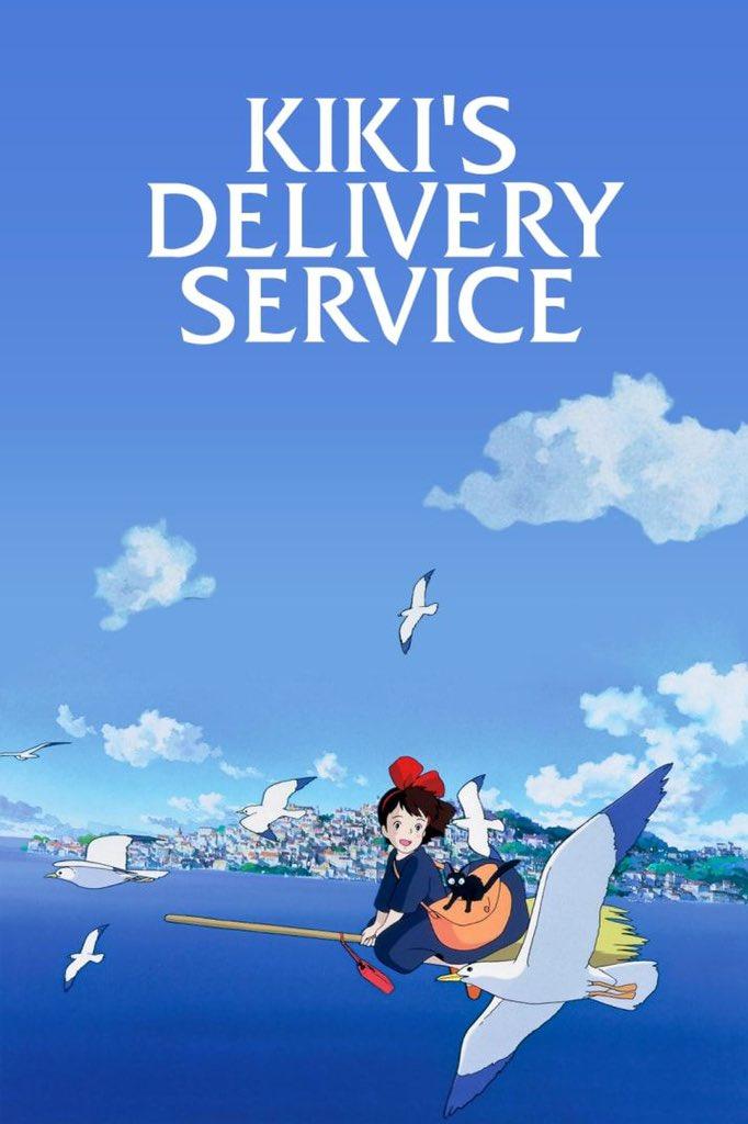 10 Rekomendasi film keluarga terbaik dari rangkaian karya Studio Ghibli 9