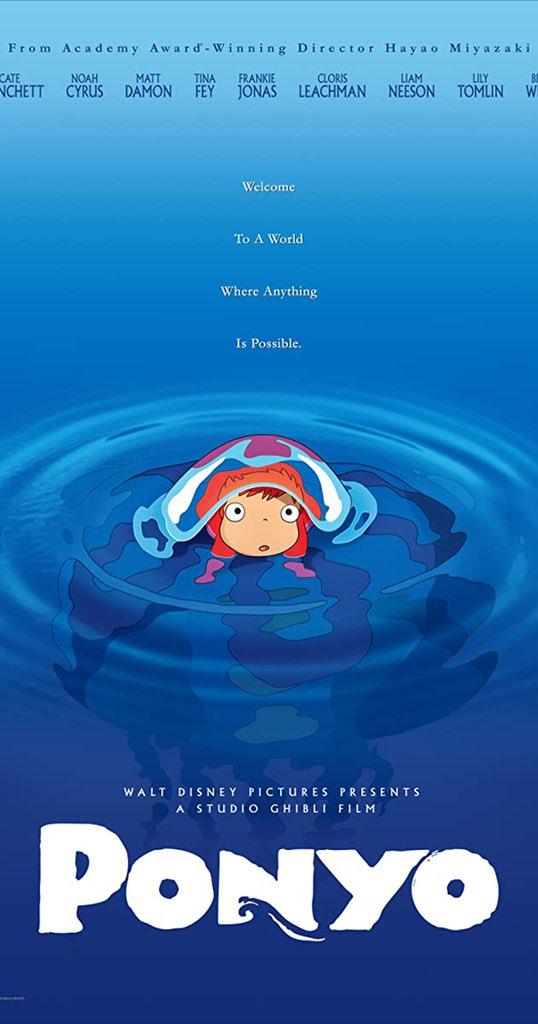 10 Rekomendasi film keluarga terbaik dari rangkaian karya Studio Ghibli 10