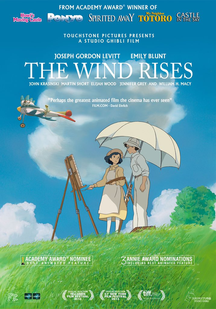 10 Rekomendasi film keluarga terbaik dari rangkaian karya Studio Ghibli 11