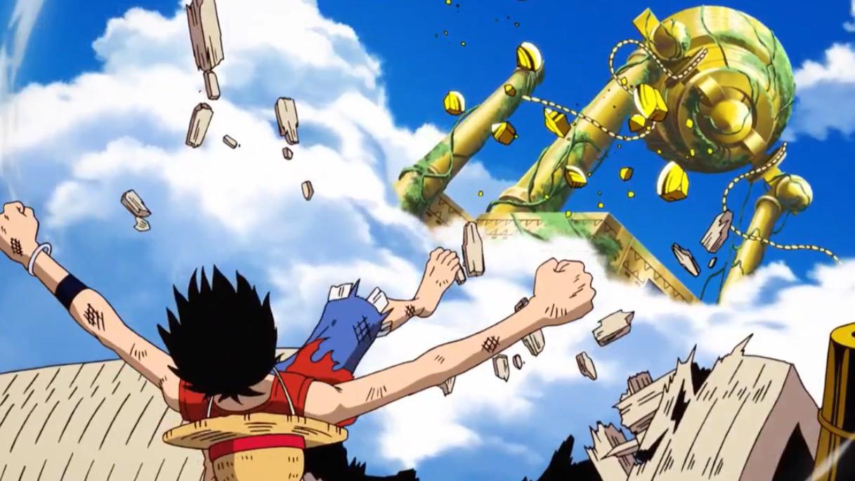 6 Main Arc dari One Piece Pra-Time Skip 5