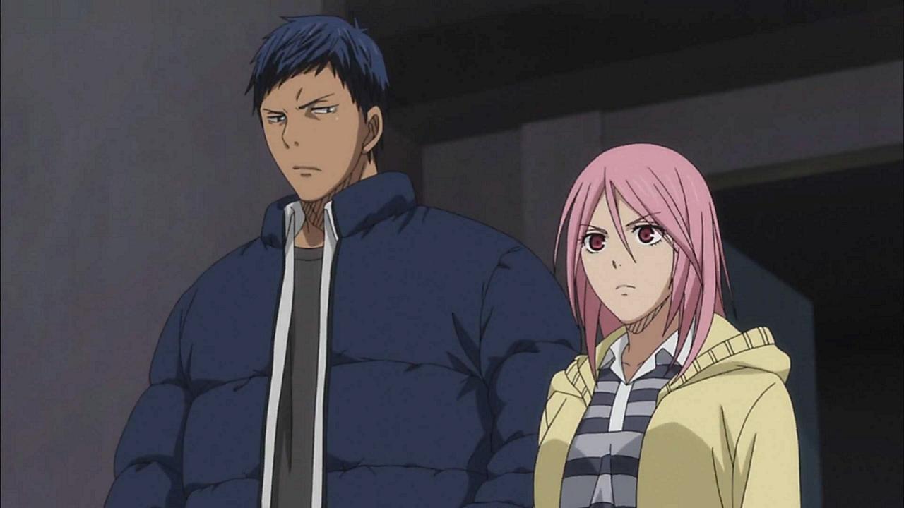 10 Pasangan Bromance Paling Populer di Kuroko No Basuke 4