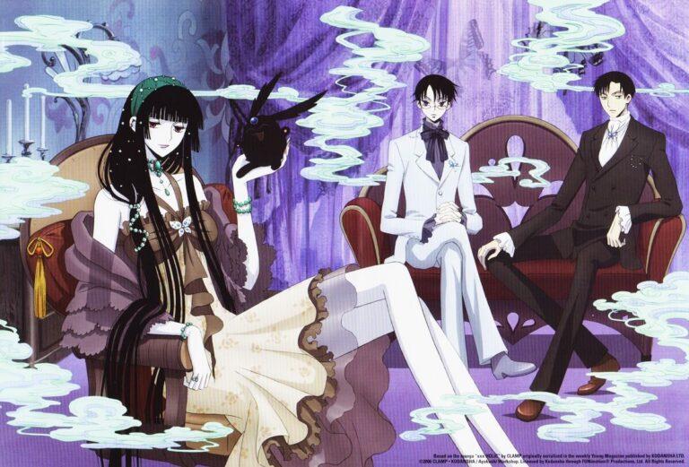 5 Rekomendasi Manga Supernatural Terbaik 1