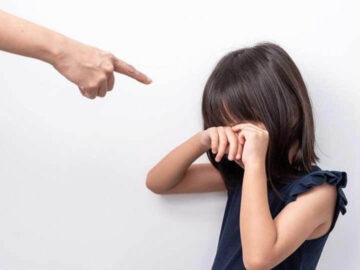 Sering Memarahi anak? ini bahaya yang akan terjadi 10
