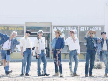 BTS Permission To Dance: Makna Lagu dari Bahasa Isyarat hingga Teori Cover 66