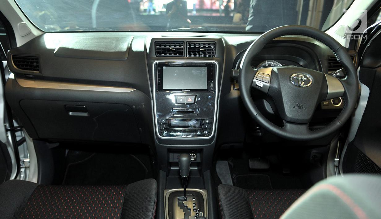 Toyota Avanza Veloz Facelift Terbaru 4